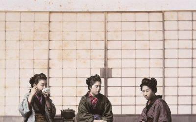 Adolfo Farsari, il fotografo italiano che ha ritratto il Giappone di fine Ottocento