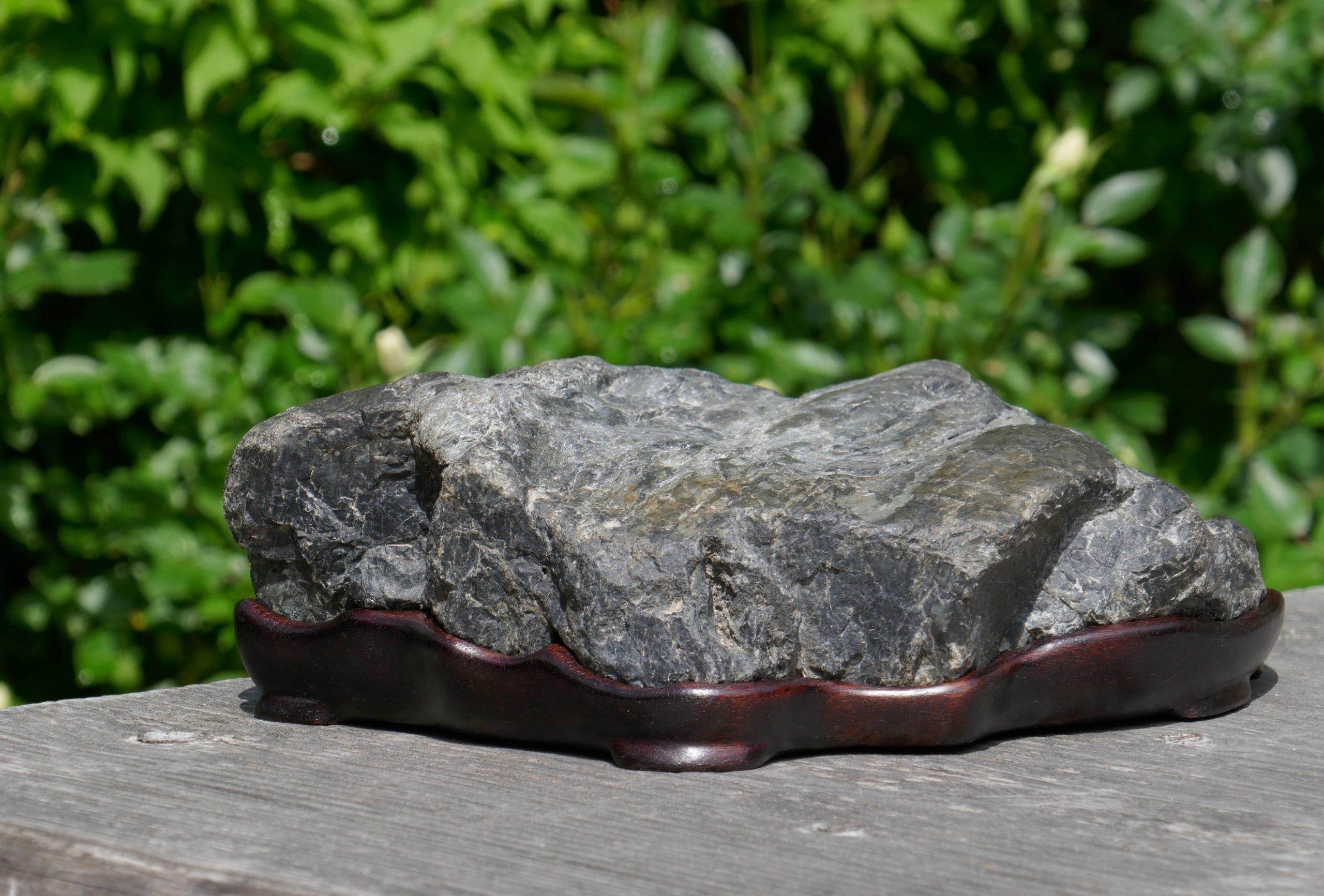 Yvonne Graubek - Roccia costiera (W22 x D14 x H7 cm)